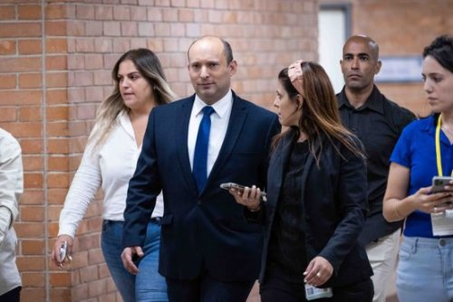 Bennett Poised to Dislodge Mentor to Become Israel's Next Prime Minister