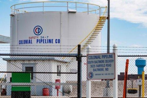 U.S. Blames Criminal Group in Colonial Pipeline Hack