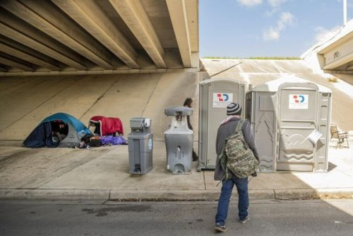 Austin Loses Patience With Camping in the Streets