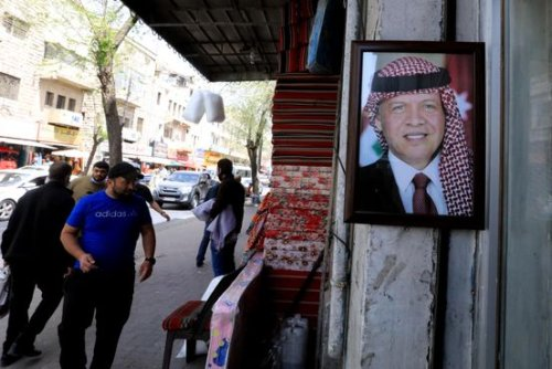 Behind Jordan's Royals Feud, a Prince Who Upstaged a King