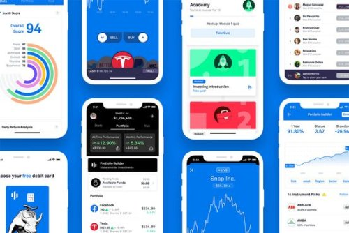 Investing, Not Gambling: Apps to Help Young Stock Buyers Think Long Term
