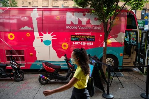 New York City Inches Toward Covid-19 Becoming Endemic