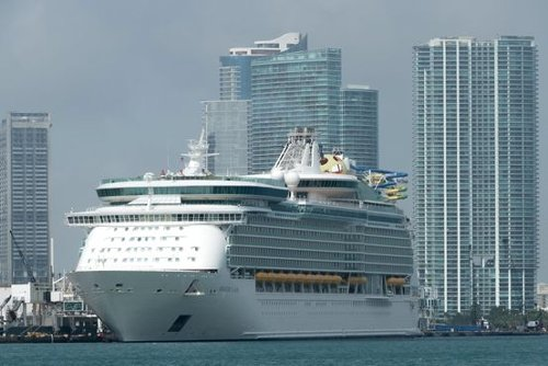 Cruise Ships in the CDC Dock