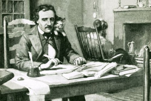 The Business of Being Edgar Allan Poe