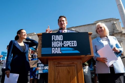 High-Speed Rail Gets Boost From New Coalition