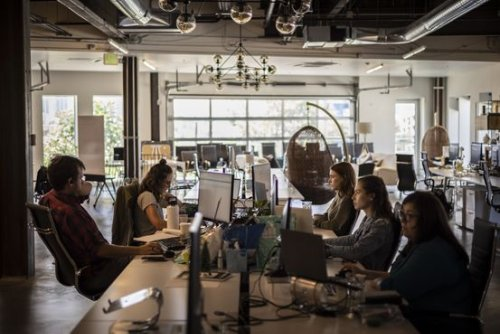 Work-From-Anywhere Perks Give Silicon Valley a New Edge in Talent War