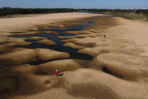 Severe Drought Hits South America
