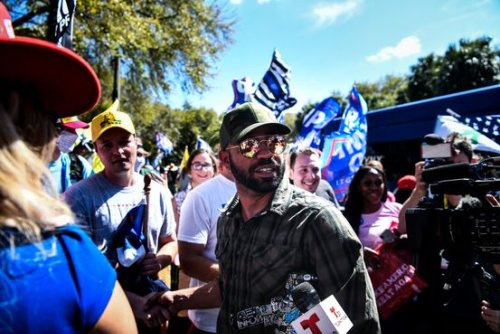 Proud Boys and Oath Keepers, Forceful on Jan. 6, Privately Are in Turmoil