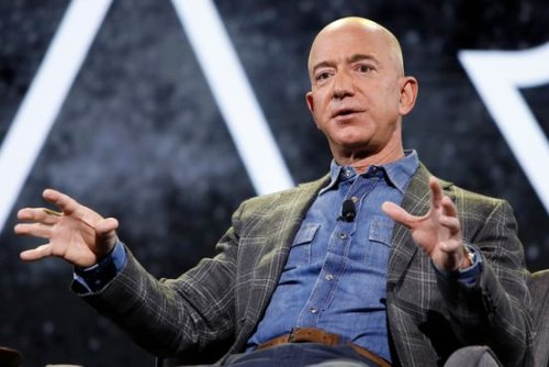 Winning Ticket to Join Jeff Bezos in Space Costs Nearly $30 Million in Blue Origin Auction