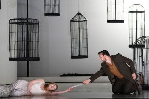 Opera Makes a Strange Comeback: No Touching, N95s for the Chorus