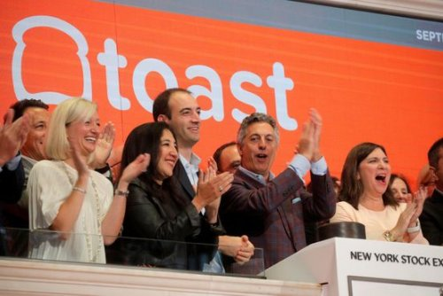 Toast, Freshworks Make Strong Market Debuts