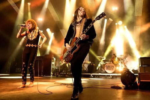 'The Battle at Garden's Gate' by Greta Van Fleet Review: Zep Without the Pep