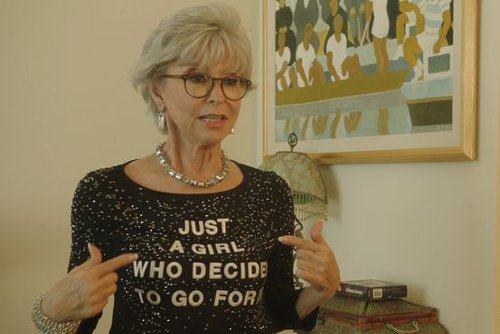 'Rita Moreno: Just a Girl Who Decided to Go for It' Review: Surviving---and Thriving