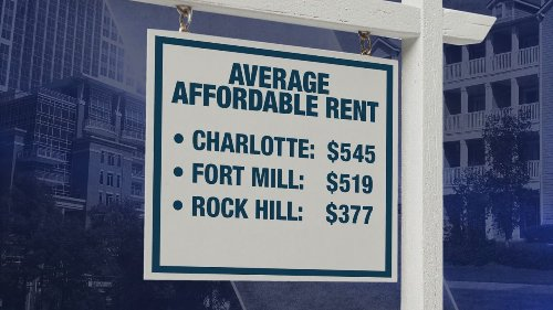 Surrounding counties not immune to Charlotte's affordable housing crisis