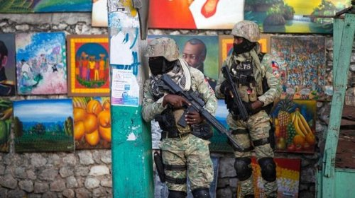 Official story of assassination in Haiti begins to unravel
