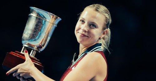 Kontaveit comeback in Moscow final denies Alexandrova