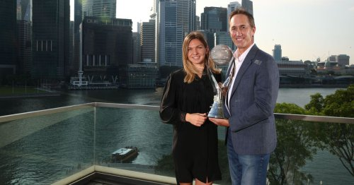 Halep and Cahill end successful six-year coaching partnership