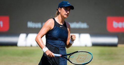 Azarenka advances in Berlin; Samsonova shocks Keys in third-set tiebreak
