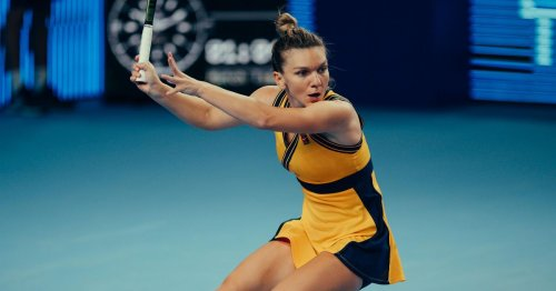 Halep prevails in Moscow opener; Alexandrova advances as Jabeur retires
