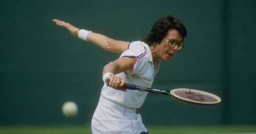 Pride month: Navratilova, King and the 90 days that shook women's tennis