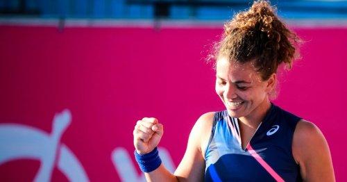 Paolini pulls off comeback over Putintseva to make maiden final in Portoroz