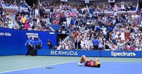 Social Buzz: Halep, Roddick lead cheers for US Open champion Raducanu