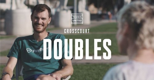 Tennis United: Mattek-Sands, Murray discuss the secrets to doubles