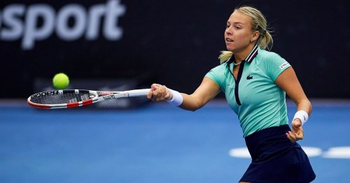 Kontaveit stops Cirstea, Potapova carves out a win in Ostrava openers