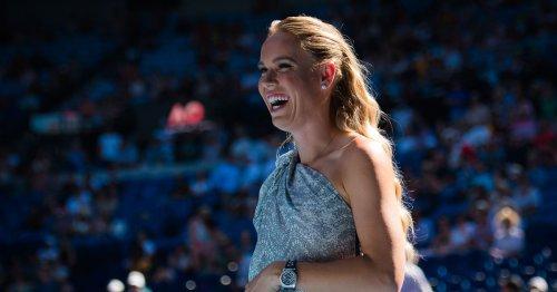 Caroline Wozniacki announces birth of daughter Olivia