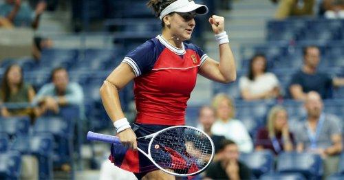 Andreescu mounts midnight comeback in winning return to US Open