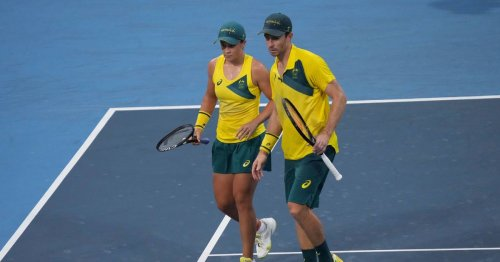 Tokyo 2020: Barty, Peers win mixed doubles bronze as Djokovic withdraws