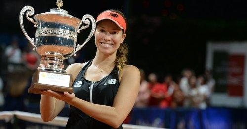 WTA Ranking Watch: First-time title winners Collins, Zanevska climb