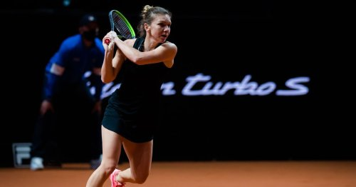 Halep sweeps into quarters; Svitolina ousts Kerber in Stuttgart