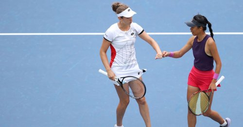 Rankings Watch: Mertens regains doubles No.1, Tauson makes leap