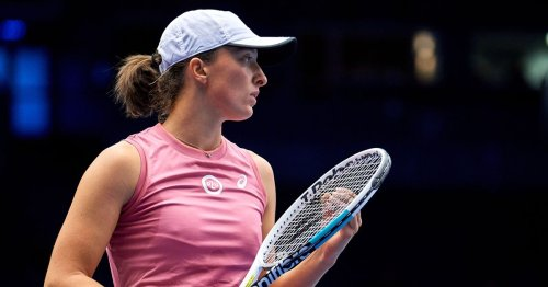 Swiatek survives tough Putintseva test to make Ostrava quarters