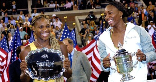 'This one felt different': A look back at the Serena-Venus US Open final 20 years ago