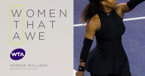 WTA honors #WomenThatAchieve through heroic stories
