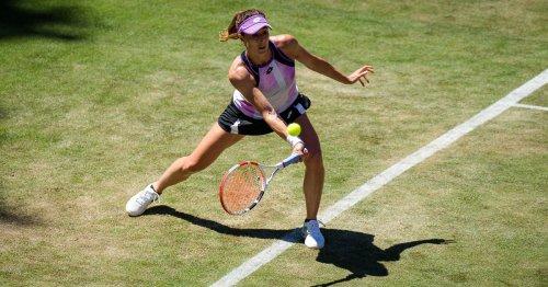Cornet edges Andreescu, Alexandrova serves past Svitolina in Berlin upsets