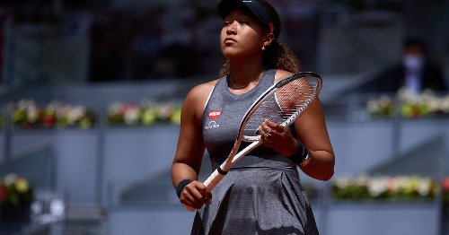 Osaka overcomes Doi in all-Japanese first-round derby in Madrid: Highlights