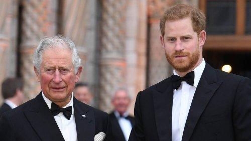 Prinz Charles: Er hat Prinz Harry enterbt - Jetzt geht es rapide bergab
