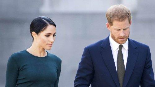 Herzogin Meghan & Prinz Harry: Alles aus! Jetzt geht es nur noch bergab