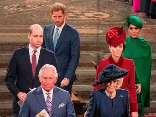 Meghan & Harry: Heftige Vorwürfe gegen Kate & William | Wunderweib