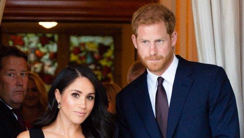 Herzogin Meghan & Prinz Harry: Diese Nachricht schlägt dem Fass den Boden aus