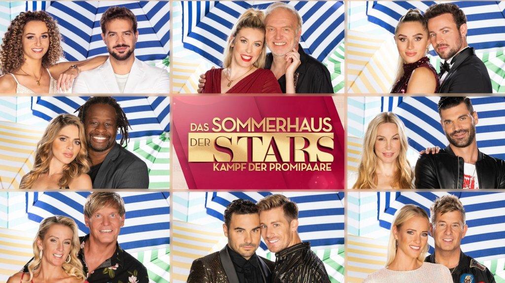 Deutsche Stars - cover