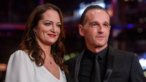 Heiko Maas & Natalia Wörner: Seine Frau stiehlt dem Außenminister die Show
