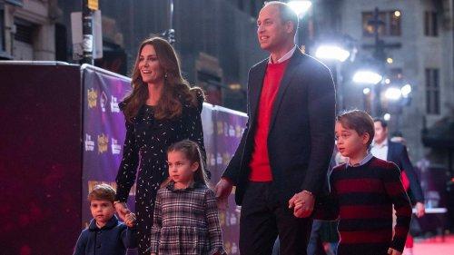 Herzogin Kate: Baby Nummer 4! Ausgerechnet Prinz George hat sich verplappert