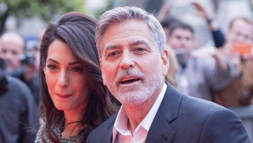 George Clooney: Drama in der Luxus-Villa! Er bringt seine Familie in Lebensgefahr
