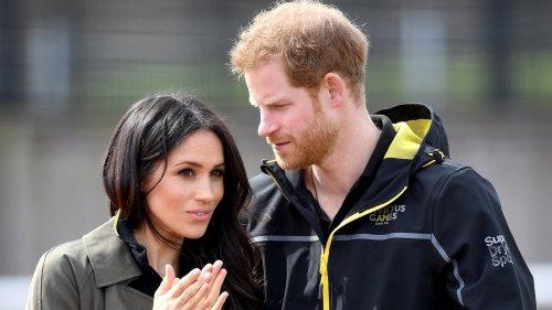 Herzogin Meghan: Eiskalt! Sie setzt Prinz Harry vor die Tür
