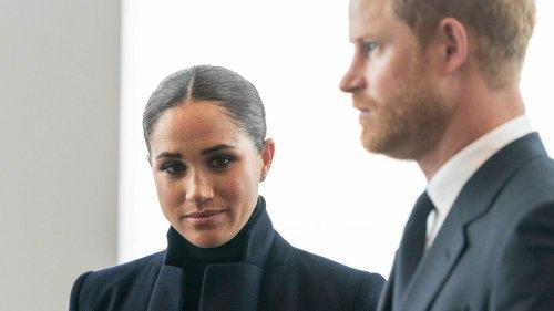 Herzogin Meghan: Krasse Enthüllung! Ist alles Prinz Harrys Schuld?