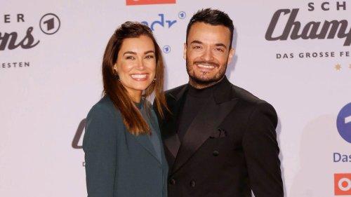 Giovanni Zarrella & Jana Ina Zarrella: Zuckersüße News! Jetzt ist ihr Familienglück perfekt